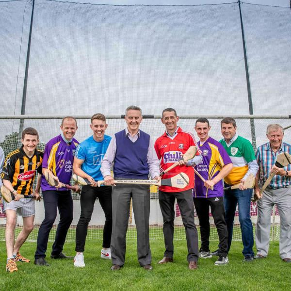 Hurling For Cancer 2019 Launch 1