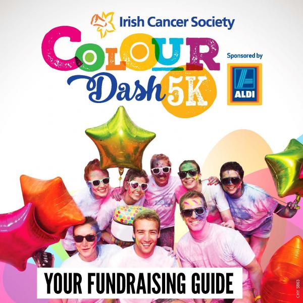 Colour Dash Fundraising Guide