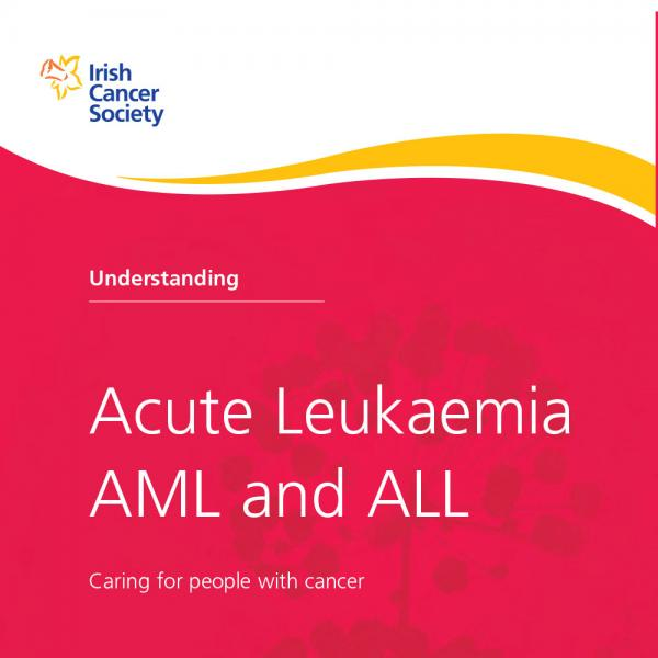 Acute leukaemia booklet