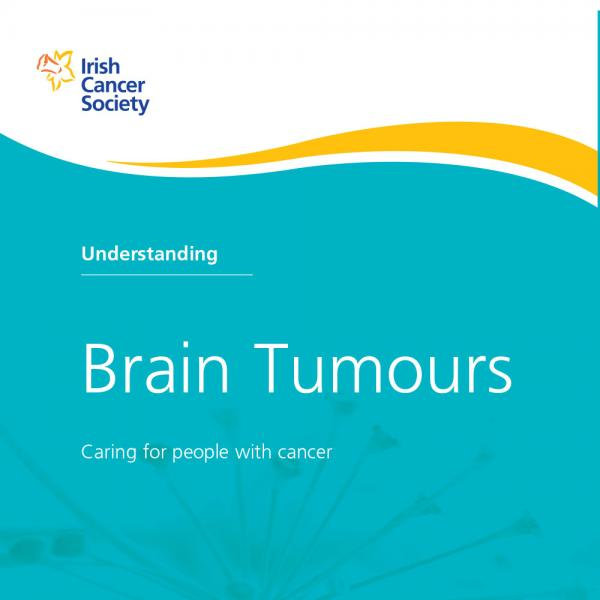 Understanding brain tumours booklet