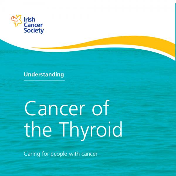 Thyroid cancer booklet