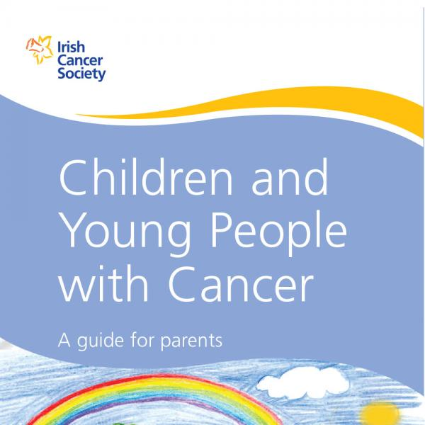 Children and young people with cancer booklet