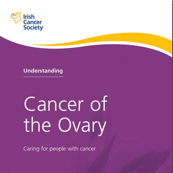 Ovarian cancer booklet