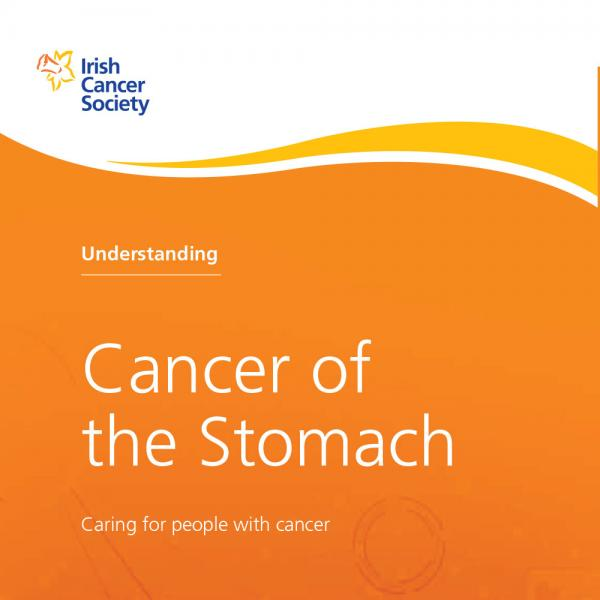 Stomach cancer booklet