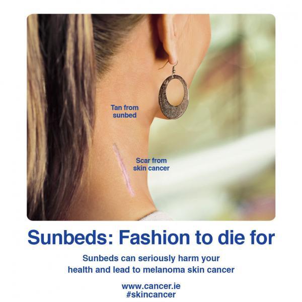 Sunbeds - Fashion to die for poster