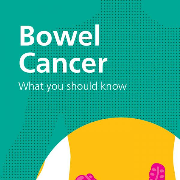 Bowel cancer leaflet