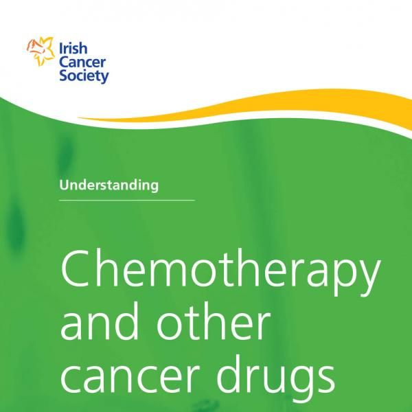 Understanding Chemotherapy and other cancer drugs booklet