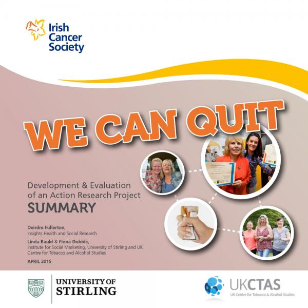 We Can Quit summary report