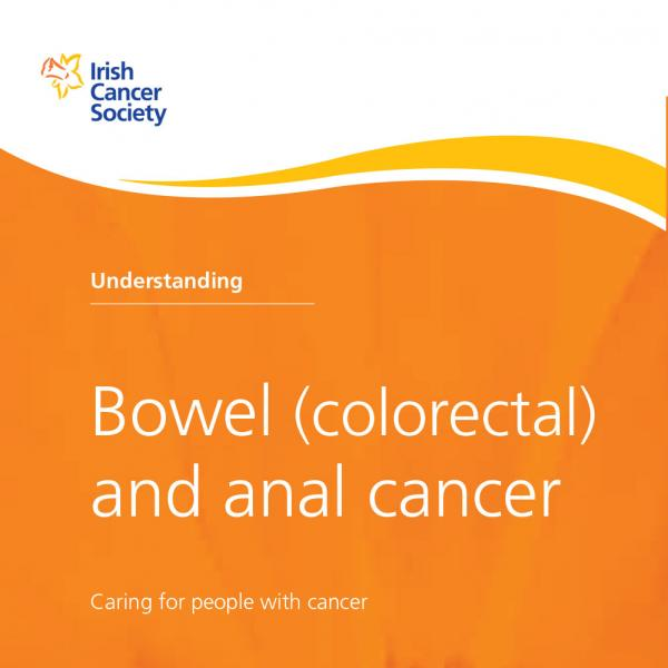 Bowel (colorectal) and anal cancer booklet