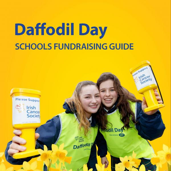 Daffodil Day 2020 Schools Fundraising Guide