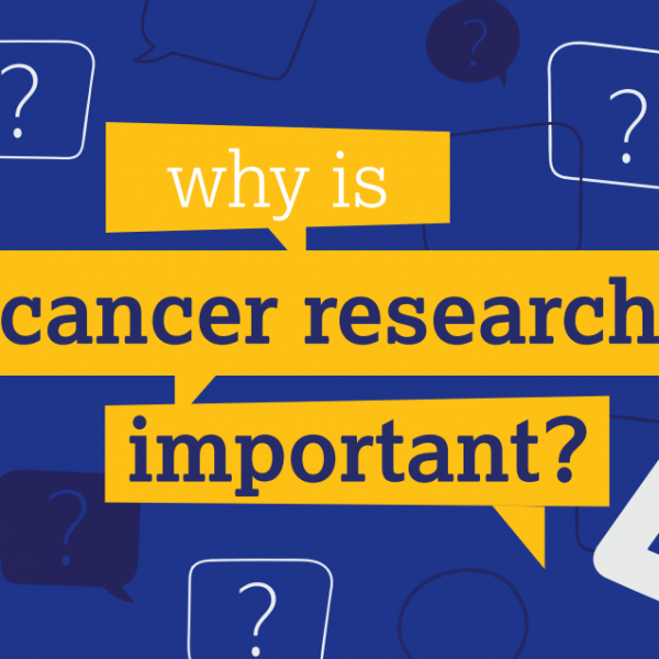 Why is cancer research important