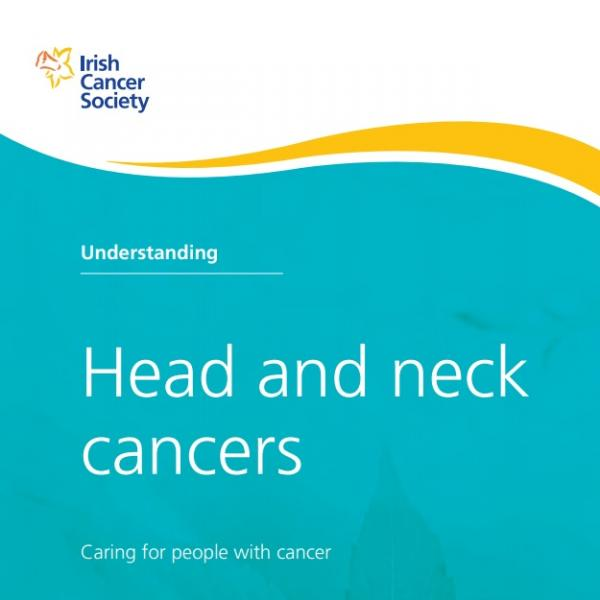 Head and neck cancer booklet