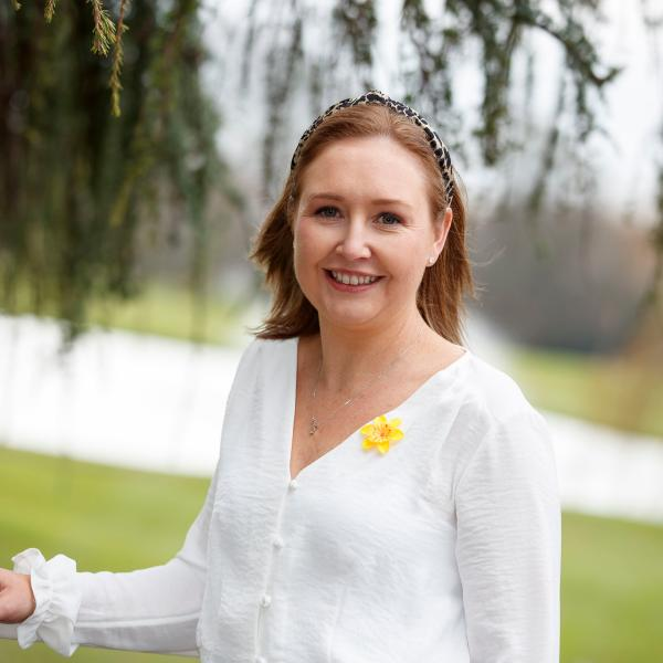 Anne Nally-Keenan, cervical cancer survivor