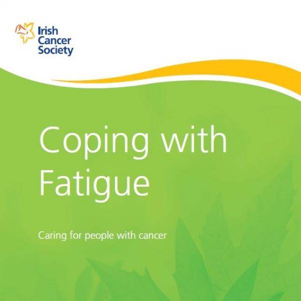 Coping with fatigue booklet