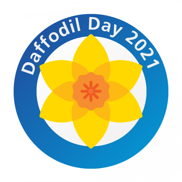 Daffodil Day 2021 takes place on March 26