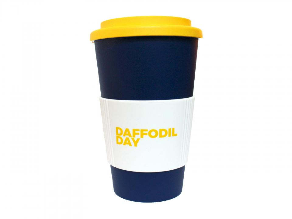Daffodil Day Reueable Cup