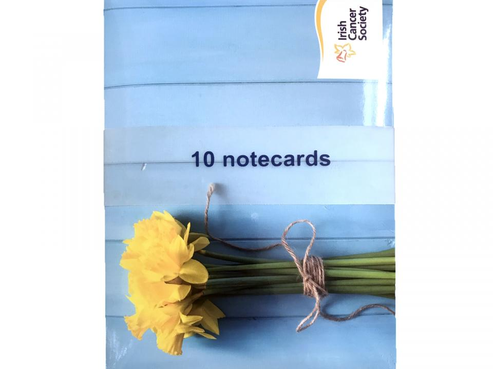 Daffodil Day Card Set