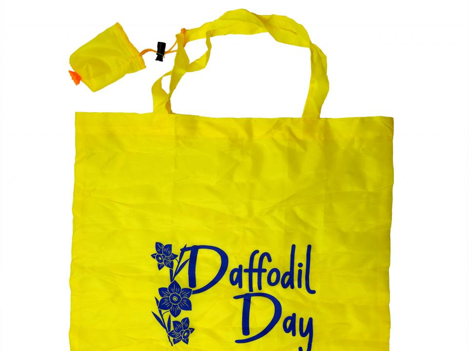 daffodil day bag