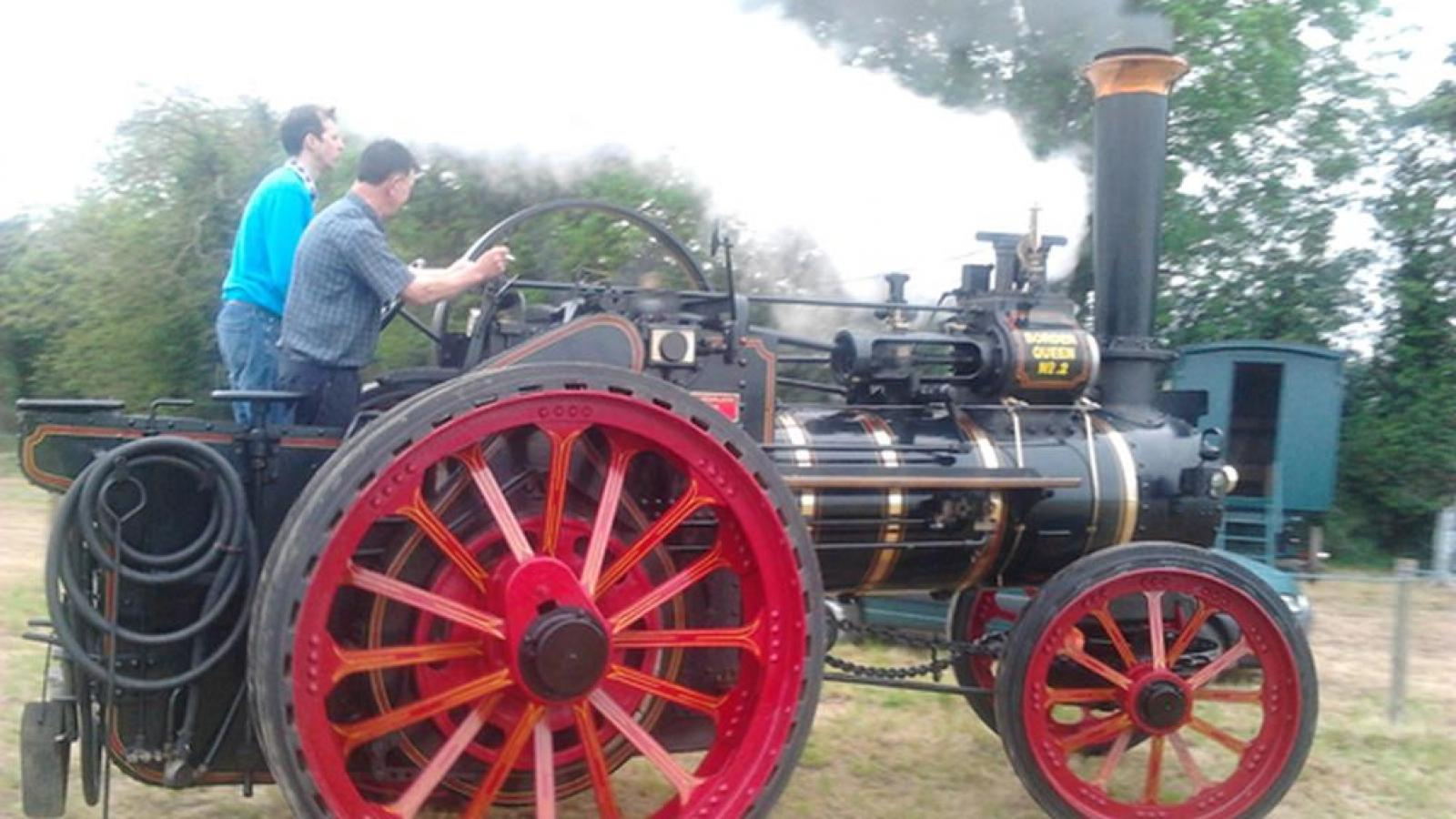 Inishannon steam rally