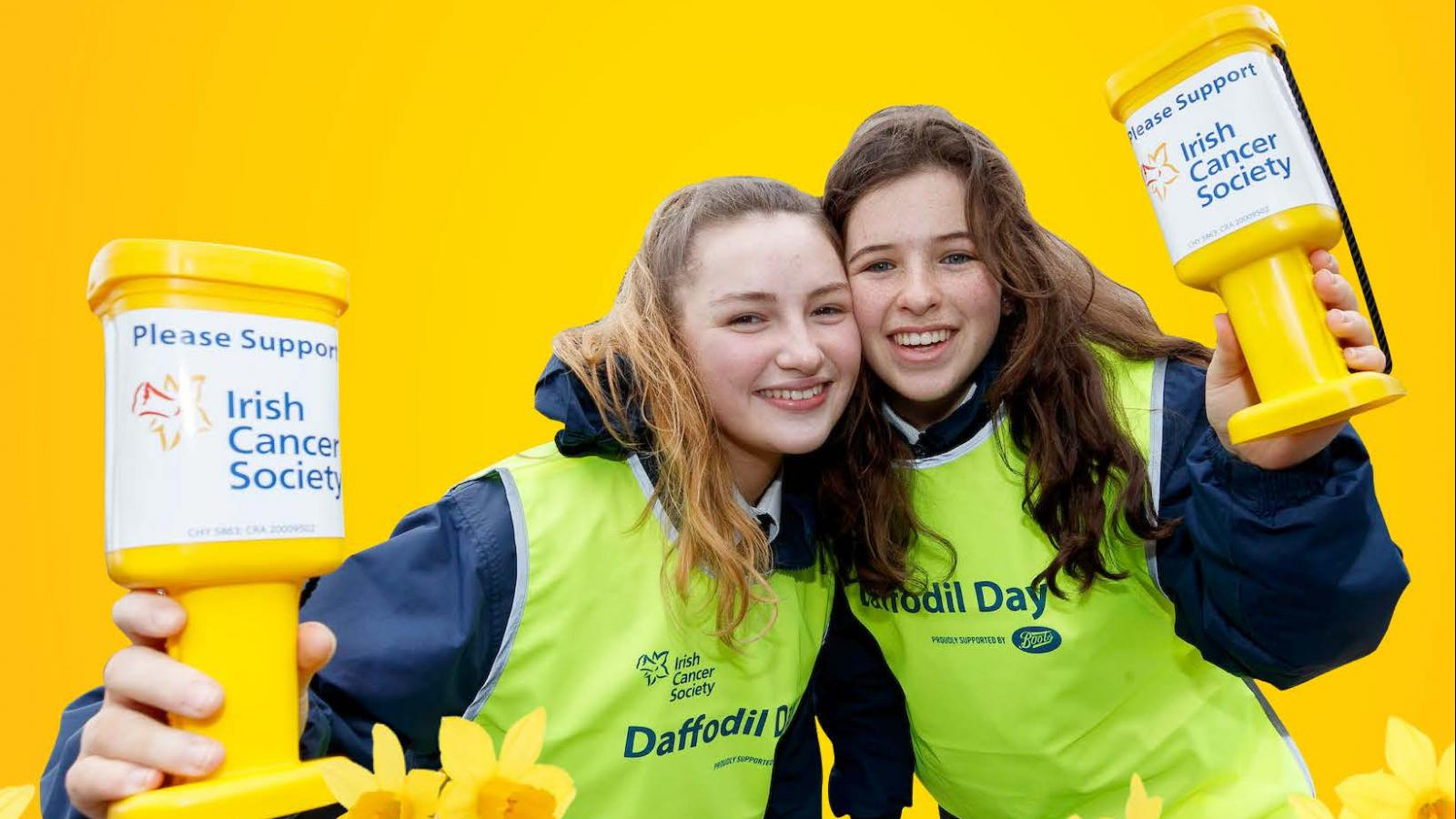 Daffodil Day 2020 Fundraising Cover