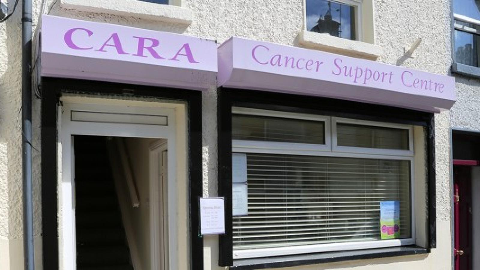cara support
