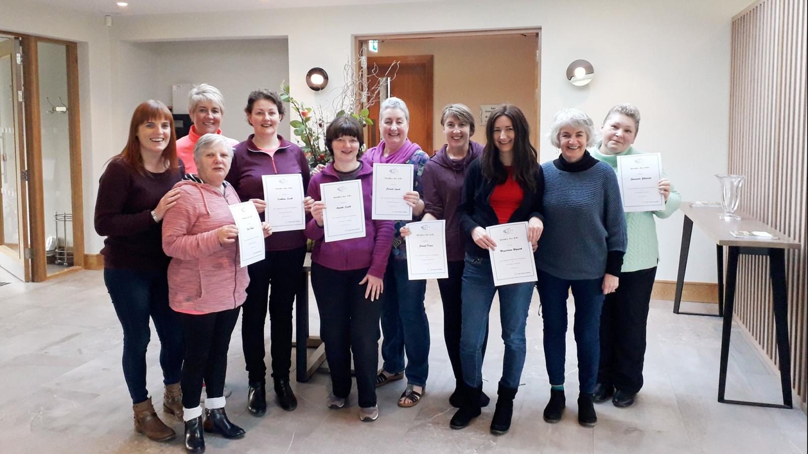 Cuan Cancer Social Support and Wellness Group