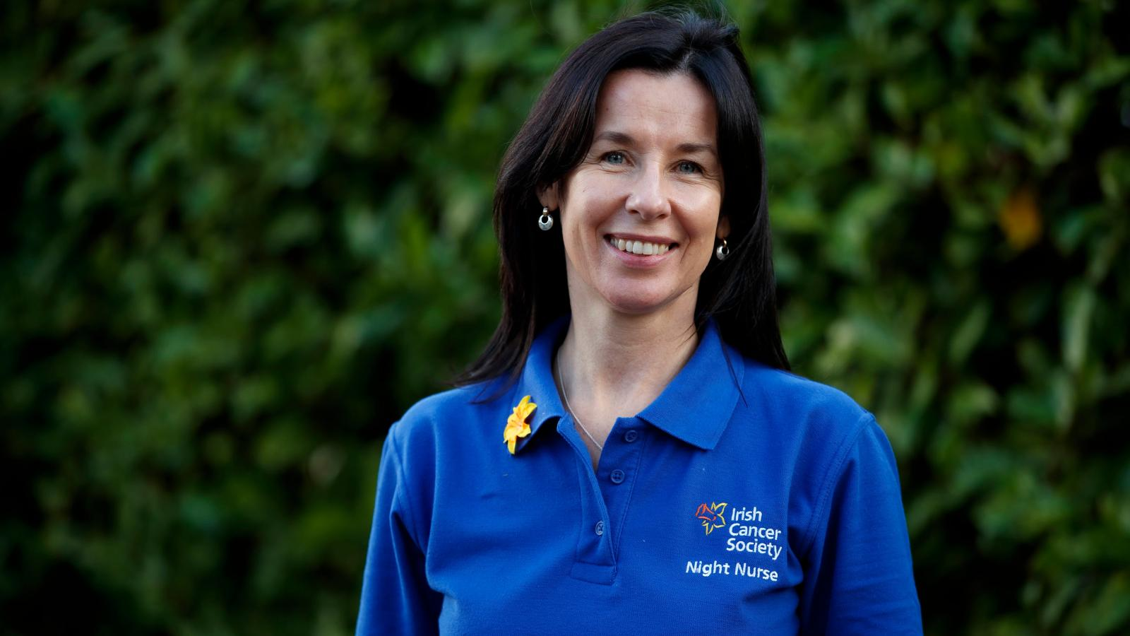 Susan Shaw, Irish Cancer Society Night Nurse
