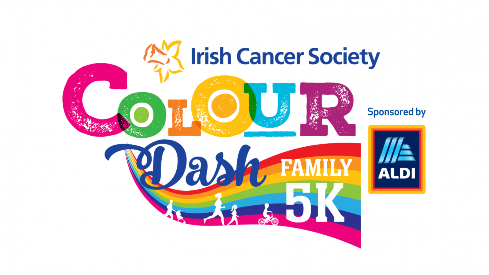 Colour Dash Family 5k logo