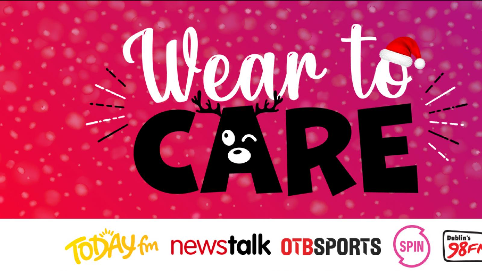Wear to Care banner