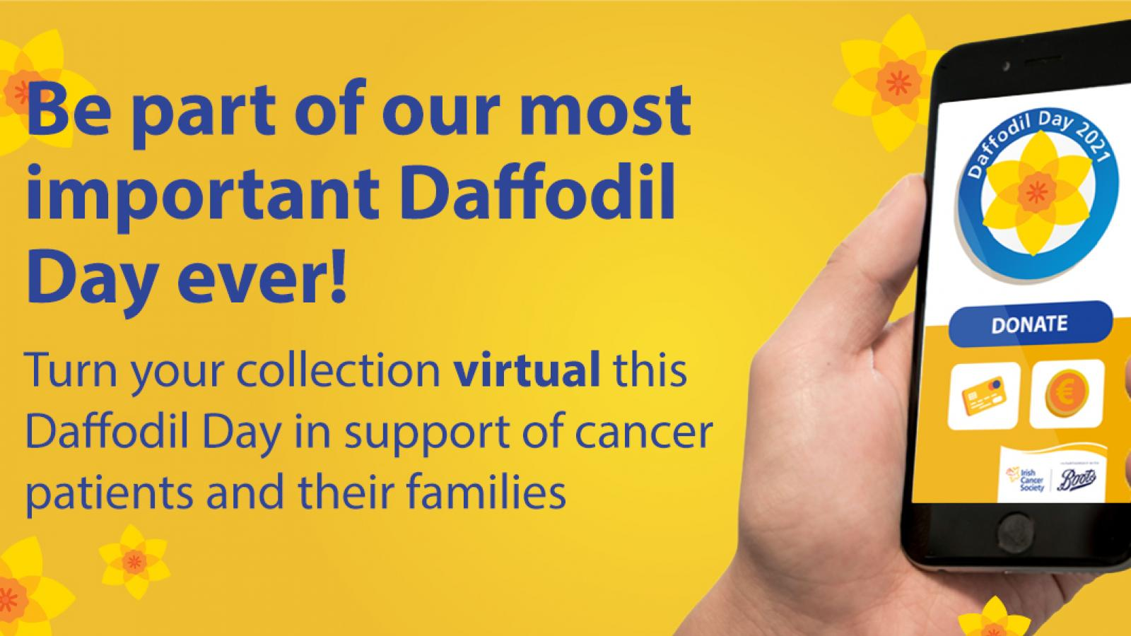Daffodil Day virtual collection