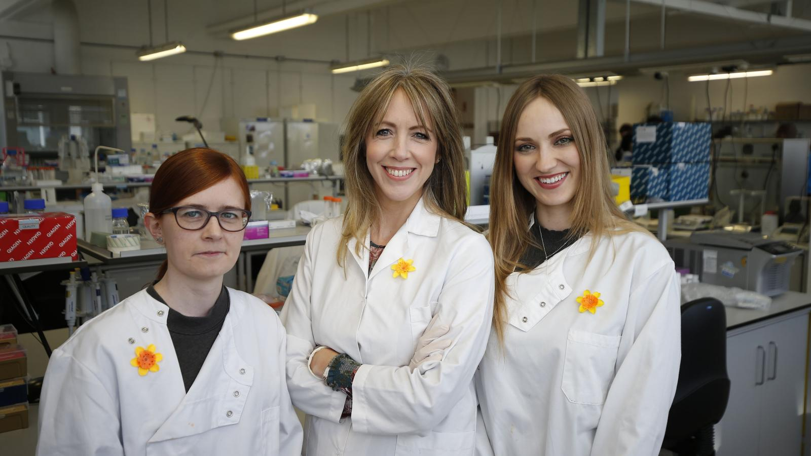 prostate cancer research centre jobs