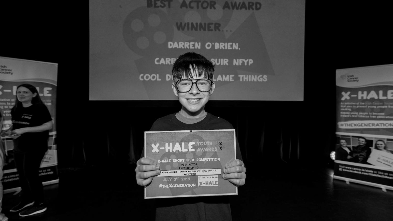 X-HALE Youth Awards